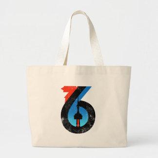 Toronto The Six Large Tote Bag