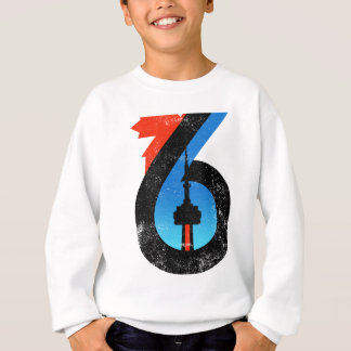 Toronto The Six Sweatshirt