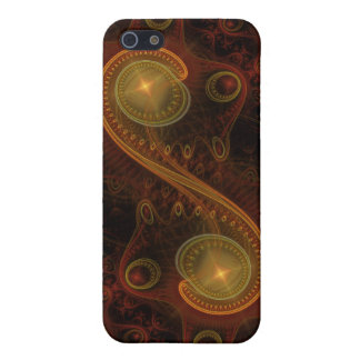 Torque Abstract Fractal Art iPhone 5 Cases