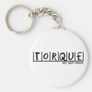 Torque Anti-Drug Key Ring