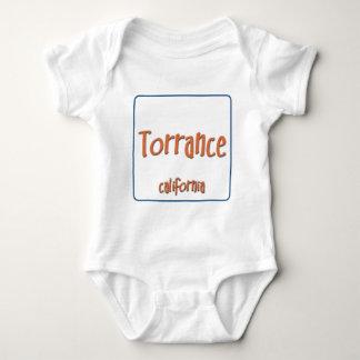 Torrance California BlueBox Baby Bodysuit