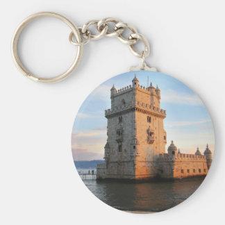 Torre de Belém - Belem Tower portugal Key Ring