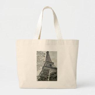 Torre Eiffel Jumbo Tote Bag