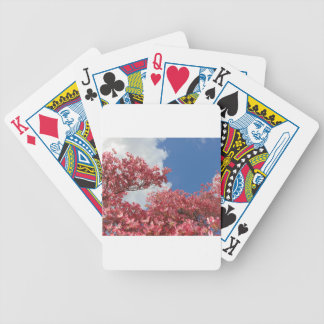 Torrent of Blossoms Bicycle Playing Cards