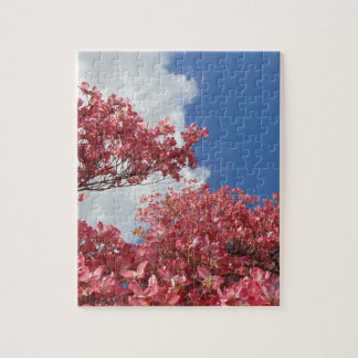 Torrent of Blossoms Jigsaw Puzzle