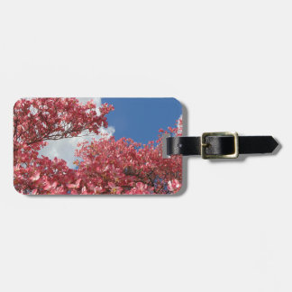 Torrent of Blossoms Luggage Tag