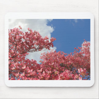 Torrent of Blossoms Mouse Pad