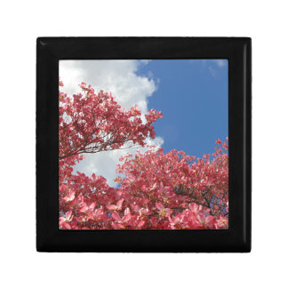 Torrent of Blossoms Small Square Gift Box