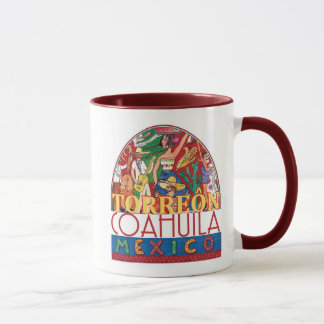 TORREON Mexico Mug