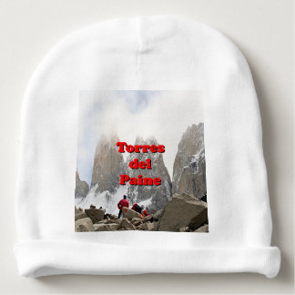 Torres del Paine: Chile Baby Beanie