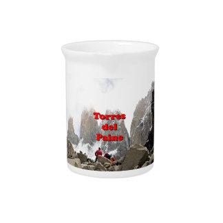 Torres del Paine: Chile Pitcher