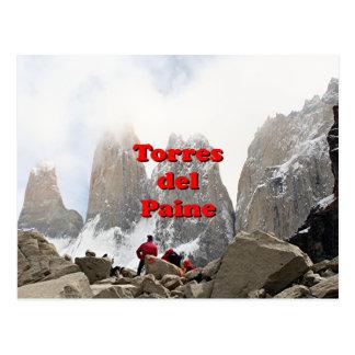Torres del Paine: Chile Postcard
