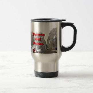 Torres del Paine: Chile Travel Mug