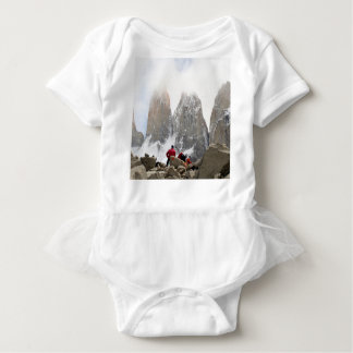 Torres del Paine National Park, Chile Baby Bodysuit