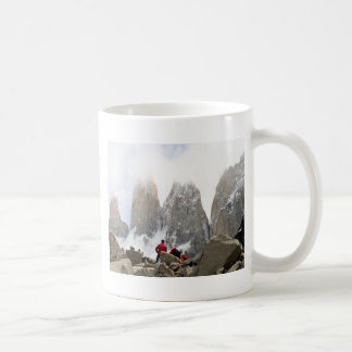 Torres del Paine National Park, Chile Coffee Mug