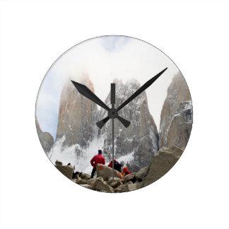 Torres del Paine National Park, Chile Round Clock