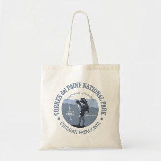 Torres del Paine NP Tote Bag