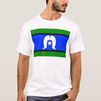 Torres Strait Islander Flag T-Shirt