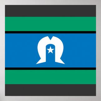 torresstrait islanders, Australia Poster