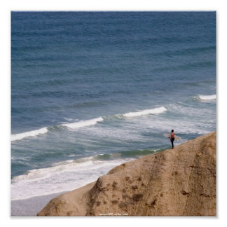 Torrey Pines Surfer Posters