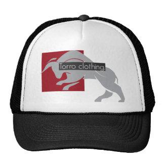 TorroClothing peligro cape Mesh Hats