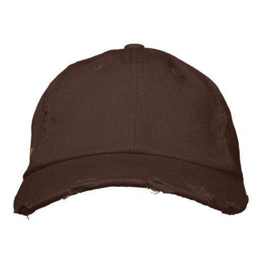 Tortfeasor Embroidered Baseball Cap
