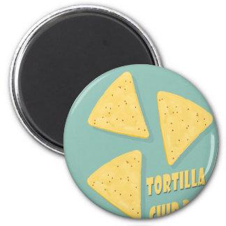 Tortilla Chip Day - Appreciation Day Magnet