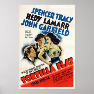 Tortilla Flat Movie Poster