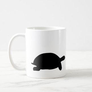 Tortoise And Hare Race Coffee Mug