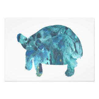 Tortoise Art Photo Print