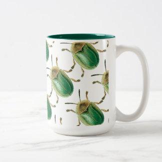 Tortoise Beetle Mug