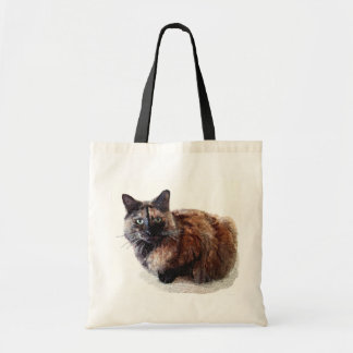 Tortoise Shell Cat Tote