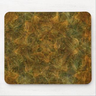 Tortoise Shell Pattern Mouse Pad