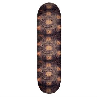 Tortoise Shell Texture Skateboard