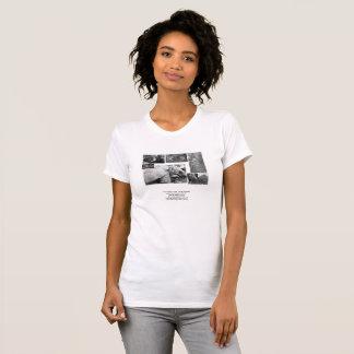 Tortoise Turtle tshirt, mantra for tortoises T-Shirt