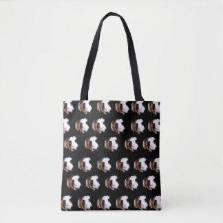 Tortoiseshell Guinea Pigs, Tote Bag