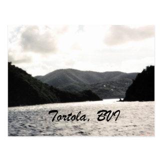 Tortola, BVI Postcard