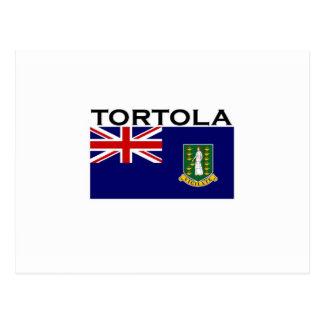 Tortola Postcard