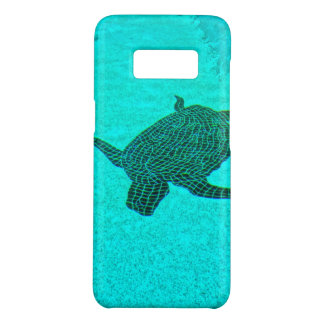 Tortuga Turtle Mosaic on Sanibel Island Florida Case-Mate Samsung Galaxy S8 Case