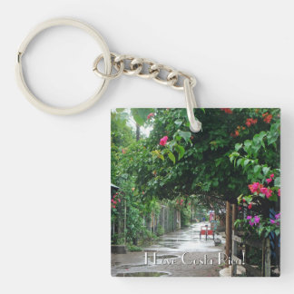 Tortuguero after the Rain Key Ring
