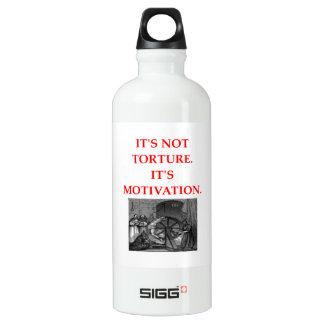 TORTURE SIGG TRAVELLER 0.6L WATER BOTTLE