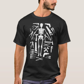 Torture Skeleton Tools T-Shirt
