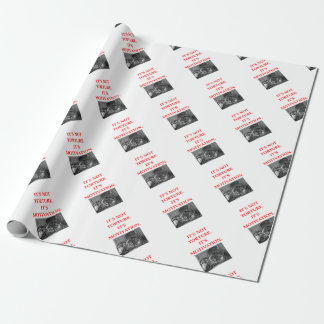 TORTURE WRAPPING PAPER