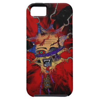 tortured head iPhone 5 cover