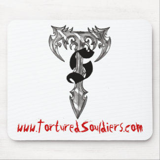 "Tortured Souldiers - ""Homepage"" Mousepad"