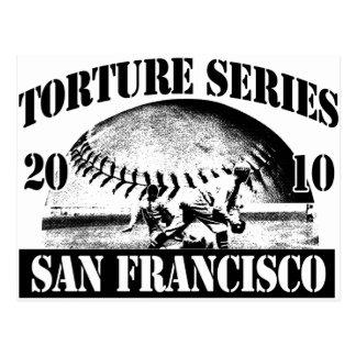 TortureSeriesTrans300 Postcard