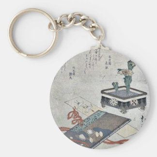 Tosa diary bookmark by Totoya,Hokkei Key Chains