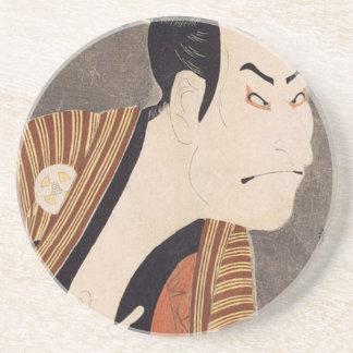 Toshusai_Sharaku Coaster