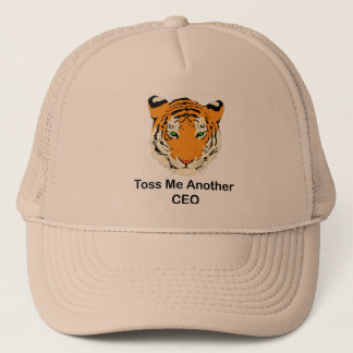 Toss Me Another CEO Trucker Hat