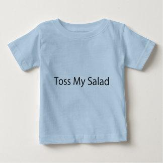 Toss My Salad Baby T-Shirt
